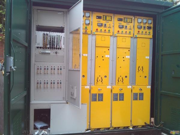 10kV一二次融合成套环网箱 ZS-12/630-20-PT+L+B