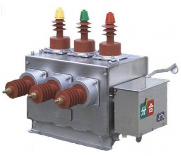 ZW10-12真空断路器