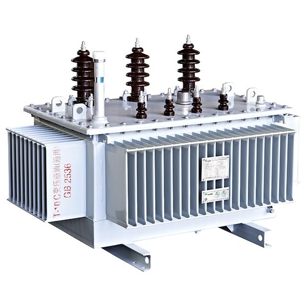 S(B)H15油浸式非晶合金铁芯变压器