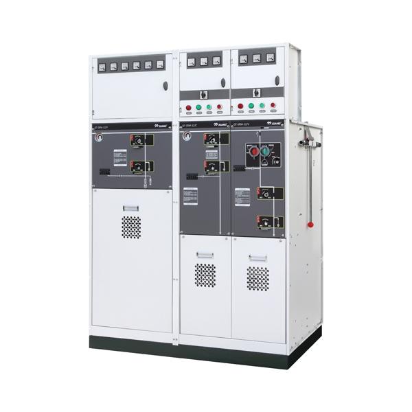 GT-SRM-12型SF6气体绝缘环网柜