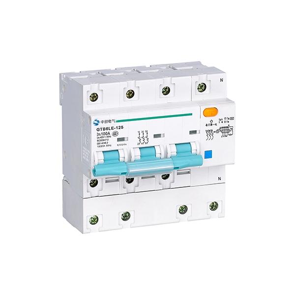 GTB6LE-125系列漏电断路器