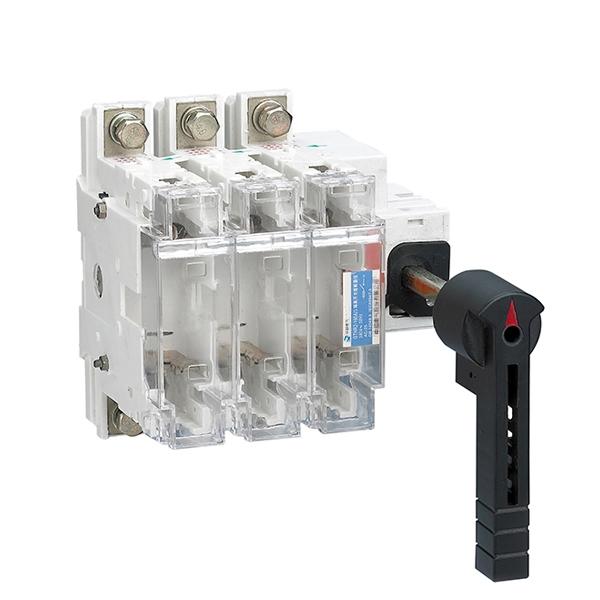 GTHR2系列隔离开关熔断器组