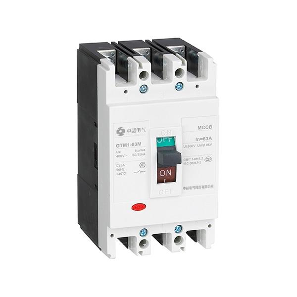GTM2L系列漏电断路器